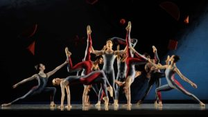 "SF Ballet in Ratmansky's ""Shostakovich Trilogy"""