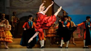 "SF Ballet in Tomasson / Possokhov's ""Don Quixote"""