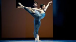 "SF Ballet in Tomasson's ""Fifth Season"""