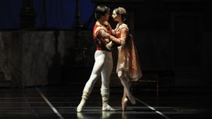 "SF Ballet in Tomasson's ""Romeo & Juliet"""