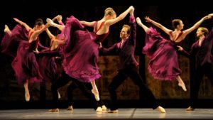 "SF Ballet in ""Trio"""