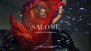 SF Ballet Salome Photo Shoot: Behind the Scenes