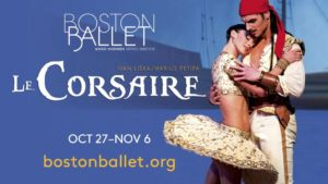 SPOTLIGHT | Le Corsaire From Studio To Stage