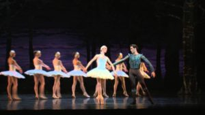 Swan Lake, Act 1 – Houston Ballet 2014