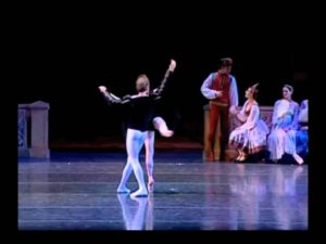 """Swan Lake"" excerpt: Eugene Ballet Touring Production"