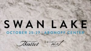 Swan Lake trailer – Cincinnati Ballet and BalletMet Columbus – 2013/2014