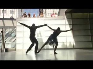 Tanz im August 2 – Semperoper Ballett performing at the Potsdamer Platz, Berlin