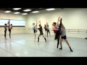 TBII: Emerging Choreographers Showcase with Rodrigo Hermesmeyer