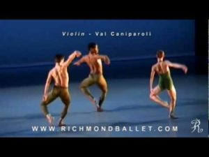 The Best of Richmond Ballet, Encore New York: Joyce Theater Preview