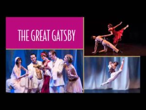 The Great Gatsby: Eugene Ballet Company World Premiere