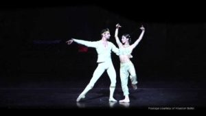 The Joffrey Ballet's La Bayadere: Story of True Love