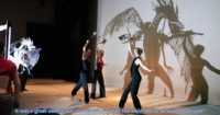 The Magic Flute Shadow Puppetry