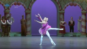 The Nutcracker –  Sugar Plum and Cavalier adagio