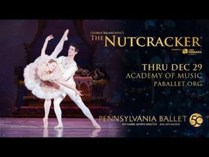 The Nutcracker Time-lapse