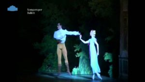 The Sleeping Beauty, Vision Pas de Deux