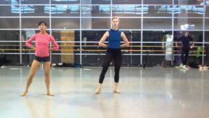 The Soul Selects Her Own Society – choreography by Steven McMahon