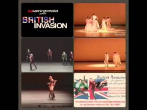 The Washington Ballet – Instagram British Invasion Teaser