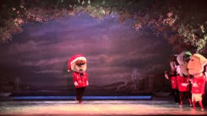 The Washington Ballet presents The Nationals GEICO Racing Presidents at The Nutcracker