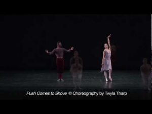 The Washington Ballet presents – TwylaTharp: AllAmerican