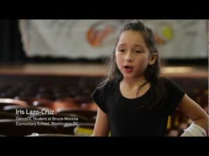 The Washington Ballet's Latino Scholarship Fund (Short Version)