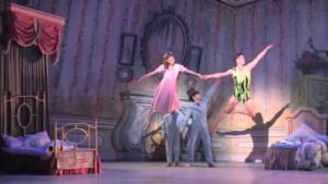 The Washington Ballet's Peter Pan Performance Highlights