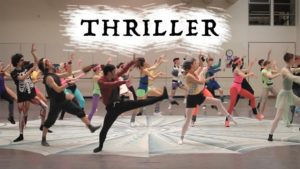 Thriller – ft. PNB Professional Division students
