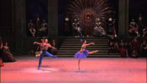 Törnrosa / Sleeping beauty – Royal Swedish Ballet 2012