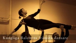 Trailet SYNC, Altro Canto – Royal Swedish Ballet