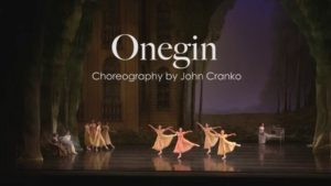 Tulsa Ballet presents Onegin
