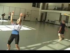Twyla Tharp-Two World Premieres with PNB