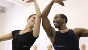 Twyla Tharp's Waiting at the Station: Behind the Scenes
