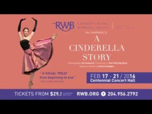 Val Caniparoli's A Cinderella Story: Feb. 17 to 21, 2016