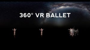 VR Ballet – Silent Resonance