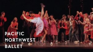 West Side Story Suite – Mambo (Pacific Northwest Ballet)