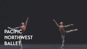 William Forsythe's The Vertiginous Thrill of Exactitude (Pacific Northwest Ballet)