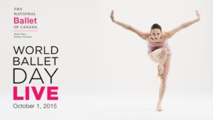 World Ballet Day Highlights | 2015 | The National Ballet of Canada