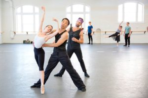 World Ballet Day: Live from BalletMet's company class