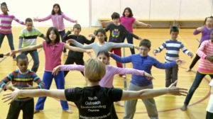 YOU dance Workshops: Youth, Outreach and Understanding Dance
