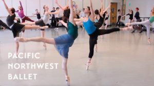 Christopher Wheeldon's Carousel (A Dance)  – excerpt (Pacific Northwest Ballet