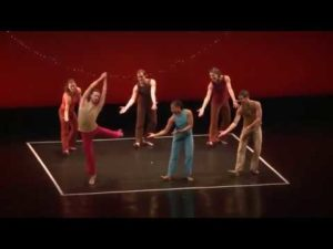 Excursions – Mark Morris Dance Group (Stony Brook 2013 – clip 1)
