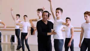Houston Ballet Summer Intensive Video Blog 1 – Matthew West