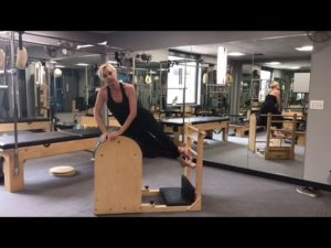 Monday Motivation – Pilates on the High Barrel