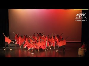 Atlanta Ballet's AileyCamp – West African Performance 2017
