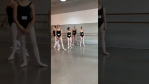 Princeton Ballet School Summer Intensive: Pointe Class with Mary Barton