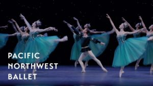 George Balanchine's Emeralds excerpt (Pacific Northwest Ballet)
