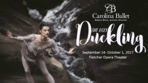 The Ugly Duckling September 2015
