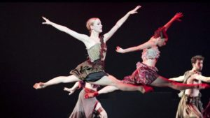 Twyla Tharp's The Princess and the Goblin: The Shoes