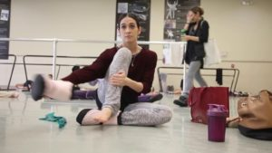 Morning of a Dancer – Jaimi Cullen
