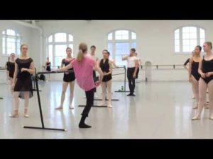 Take Class with Wendy Whelan