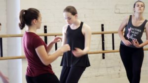 Ballet Idaho Academy Summer Intensive, Contemporary/Jazz Feature